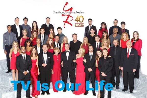 Young & The Restless Cast Photo #3