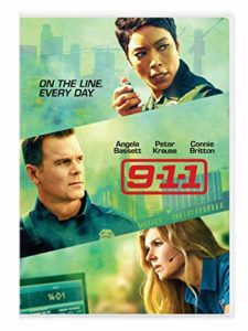 9-1-1 Season One DVD cover