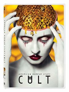 American Horror Story: Cult DVD cover