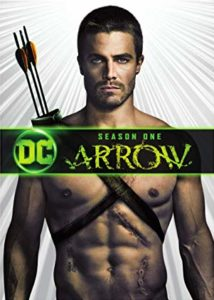 Arrow DVD Season One cover
