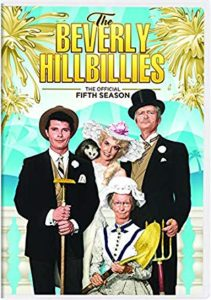 The Beverly Hillbillies 5th Season DVD cover