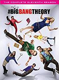 The Big Bang Theory Season 11 DVD cover