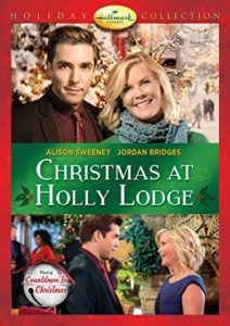 Christmas at Holly Lodge DVD cover