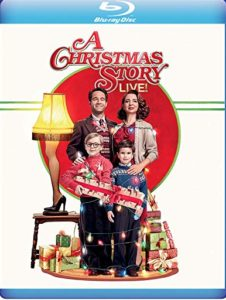 A Christmas Story Live DVD cover