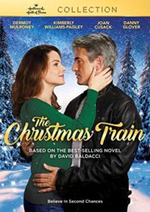 The Christmas Train DVD cover