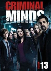 Criminal Minds: The Thirteenth Season DVD cover