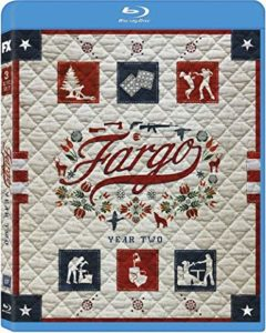 Fargo Season 2 Blu-ray cover