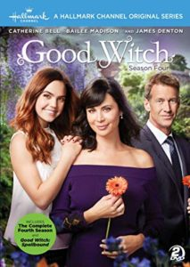 The Good Witch Season 4 DVD cover