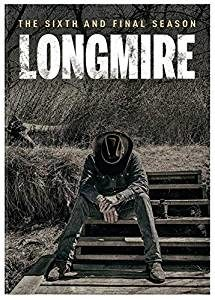 Longmire 6th and Final Season DVD cover