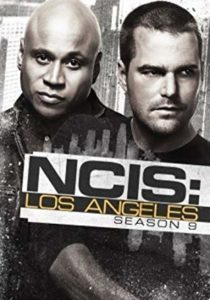 NCIS: Los Angeles: The Ninth Season DVD cover