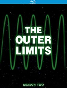 Outer Limits Season 2 Blu-ray DVD cover