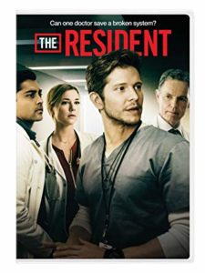 The Resident Season One DVD cover