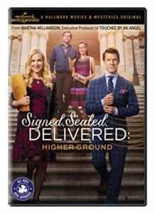 Signed, Sealed, Delivered: Higher Ground DVD cover