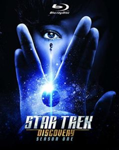 Star Trek: Discovery DVD cover