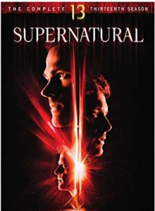 Supernatural Season 13 DVD cover