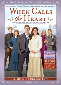 When Calls the Heart; Year Five DVD cover