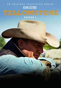 Yellowstone Season 1 DVD cover