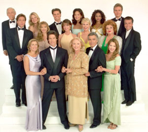 Bold & Beautiful Cast from the past