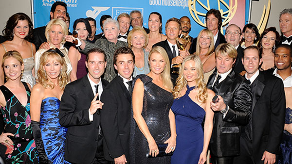 B&B cast at 36th Annual Daytime Emmy Awards