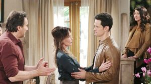 Ridge, Thomas, Taylor and Steffy