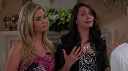 Quinn and Shaun on Bold and the Beautiful 5/14/19