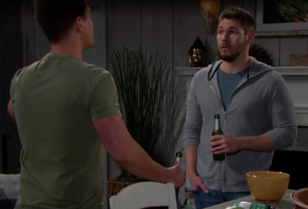 Wyatt and Liam The Bold and The Beautiful 5/20/19