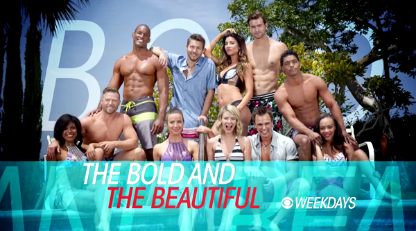 Bold and Beautiful summer ad