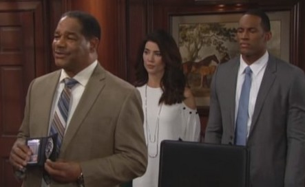 Baker, Steffy and Carter