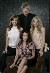 The Forrester family on Bold and Beautiful