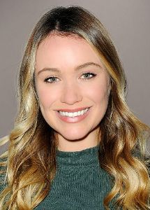Flo played by Katrina Bowden on Bold and the Beautiful