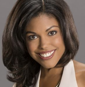 Maya Avant Forrester of The Bold and the Beautiful