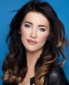 Steffy Forrester on The Bold and the Beautiful