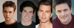 The last four actors to play Thomas on Bold and the Beautiful
