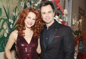 Wyatt and Sally on The Bold and the Beautiful