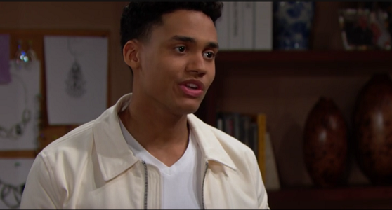 Xander on The Bold and The Beautiful 6/13/19
