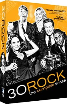 30 Rock - The Complete Series DVD cover