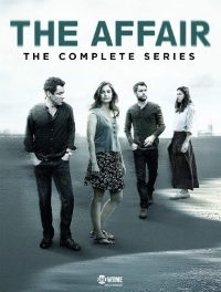 The Affair: The Complete Series DVD cover