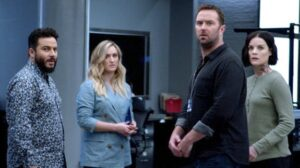 Blindspot's Rich, Patterson, Kurt and Jane