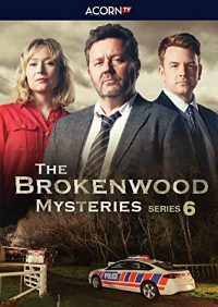 The Brokenwood Mysteries Series 6 DVD cover