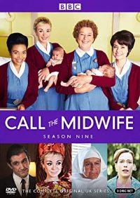 Call the Midwife: Season Nine DVD cover