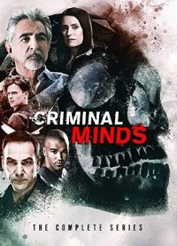 Criminal Minds: The Complete Series DVD cover