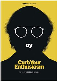 Curb Your Enthusiasm: Season 10 DVD cover