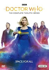 Doctor Who: The Complete Twelfth Series DVD cover