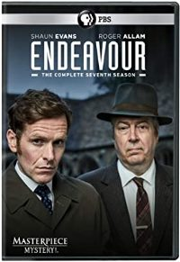 Endeavour: The Complete Seventh Season DVD cover