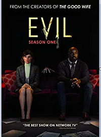 EVIL: Season One DVD cover