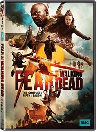 Fear The Walking Dead Season 5 DVD cover