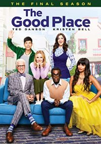 The Good Place: The Final Season DVD cover