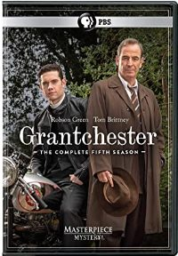 Masterpiece Mystery: Grantchester Season 5 DVD cover