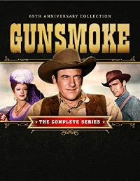 Gunsmoke: The Complete Series DVD cover
