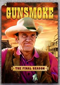 Gunsmoke: The Final Season DVD cover